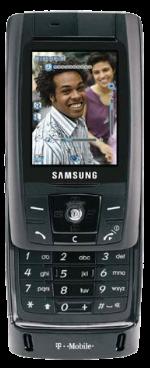Samsung T809 Black