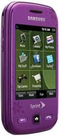 Samsung Trender Purple