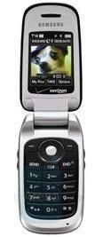 Samsung U430 Silver