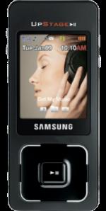 Samsung Upstage M620 Black