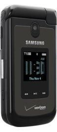 Samsung Zeal Black