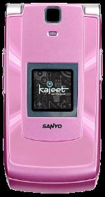 Sanyo Katana II Pink