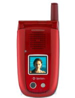 Sanyo MM-8300 Red