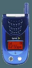 Sanyo SCP-3100 Blue