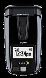 Sanyo SCP-3200 Black