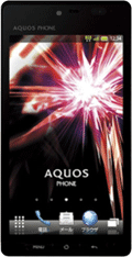 Sharp Aquos Crystal Black