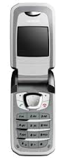 Siemens CF62T Silver