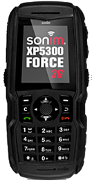 Sonim XP5 Black