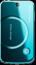 Sony Ericsson Equinox Blue