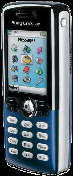 Sony Ericsson T610 Blue