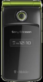 Sony Ericsson TM506 Green