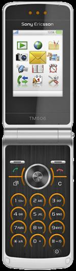 Sony Ericsson TM506 Orange