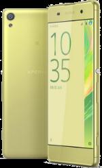 Sony Xperia XA Green