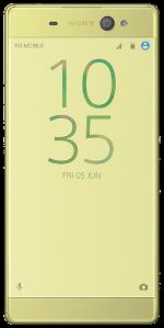 Sony Xperia XA Ultra Green