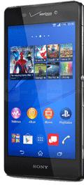 Sony Xperia Z3v Black