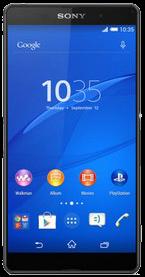 Sony Xperia Z4 Tablet Black