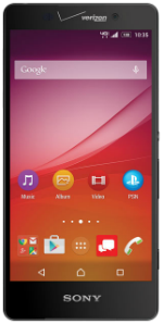 Sony Xperia Z4v Black