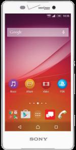 Sony Xperia Z4v White
