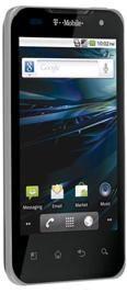 T-Mobile G2x Black