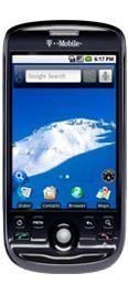 T-Mobile myTouch 3G Black