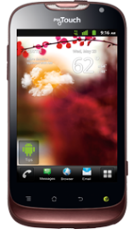 T-Mobile myTouch 4G Red