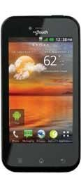 T-Mobile myTouch by LG White