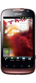 T-Mobile myTouch Red