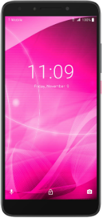 T-Mobile REVVL 2 Plus Black