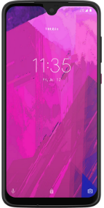 T-Mobile REVVLRY Plus Black