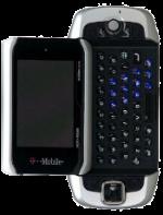 T-Mobile Sidekick 3 Silver