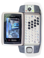 T-Mobile Sidekick iD Gray