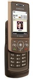 Samsung T819 Brown