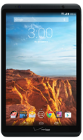 Verizon Ellipsis 8 Black