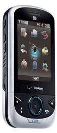 Verizon Wireless Salute Silver
