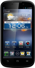 Virgin Mobile Awe Black