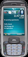 Verizon SMT5800 Silver