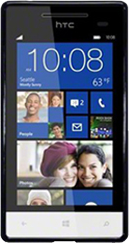 Windows Phone 8S Black