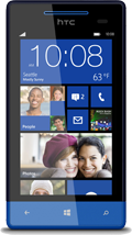 Windows Phone 8S Blue