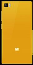 Xiaomi Mi 3 Yellow