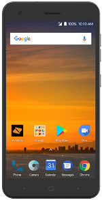 ZTE Blade Force Black