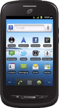 ZTE Illustra Black