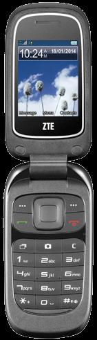 ZTE Z222 Black