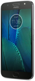 Moto G5S Plus gray