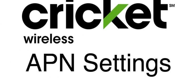 Image result for Cricket Wireless APN