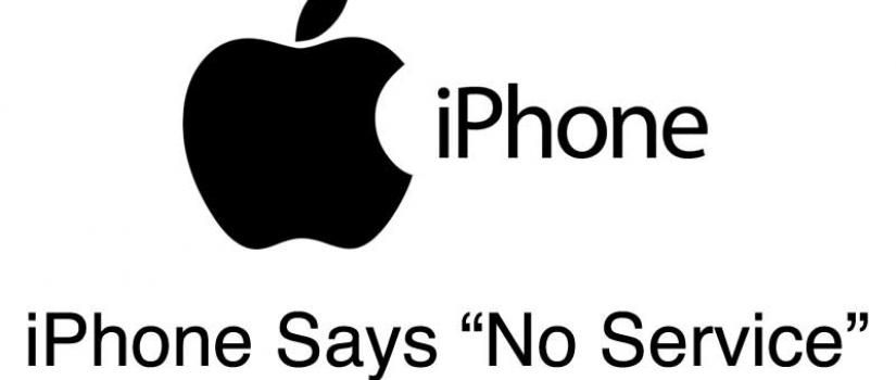 why is my iphone saying no service iphone says no service and how to fix it wirefly 20628