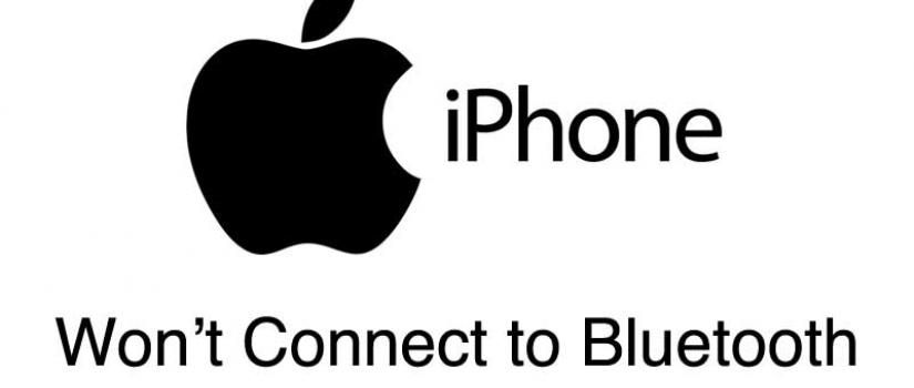 Iphone Won T Connect To Bluetooth And How To Fix It Wirefly