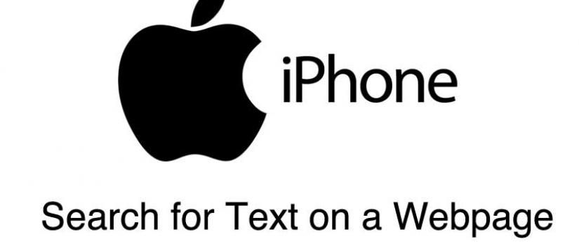 how to search for text on a webpage on iphone ctrl f wirefly