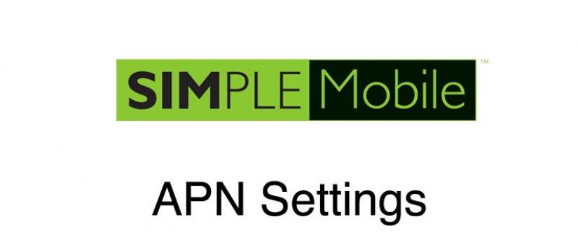 Image result for simple mobile apn