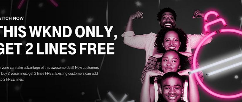 T-Mobile Magenta Friday Deals