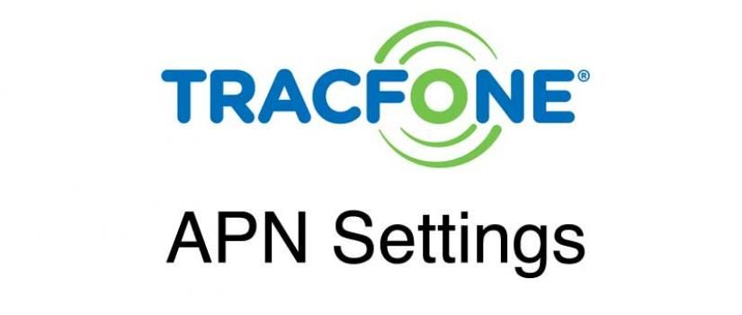 Tracfone APN Settings | Wirefly